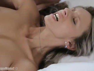 Голые Девки Порно Красотка вместо домашнего задания занималась сексом видео