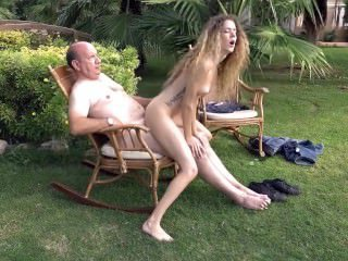 Голые Девки Порно Большой живот богатый старик трахает свою нимфу девушка видео