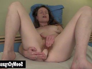 Голые Девки Порно Прекрасный Ana Мастурбировать видео