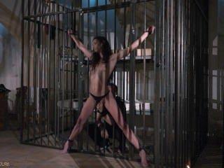 Голые Девки Порно Девка наказан и унижен в грубый трах бдсм бондаж видео