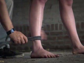 Голые Девки Порно Грубый и жестокий трах в подчинении бондаж видео