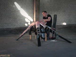 Голые Девки Порно Заземленный раб рот жесткий пиздец в бондаж использование из боль видео