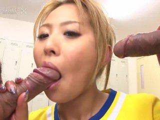 Голые Девки Порно Грудастая JP болельщик пиздец (без цензуры яв) видео