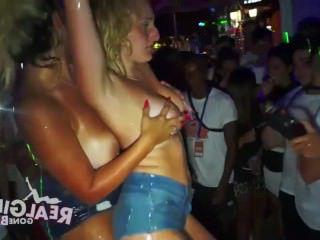 Голые Девки Порно Группа подростков в трусиках видео
