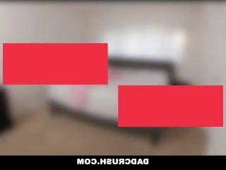 Голые Девки Порно DadCrush-Роговой Шаг-Дочь Трахает Негабаритных Петух видео