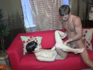 Голые Девки Порно Случайный секс после кофе видео