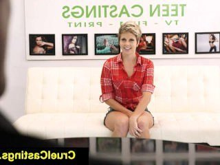 Голые Девки Порно FetishNetwork Макеина Риз диван секс видео