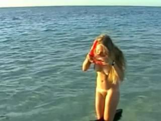 Голые Девки Порно Австралийский Нудистский Пляж видео