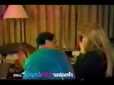 Ретро Порно Жена трахается с черным коллегой видео