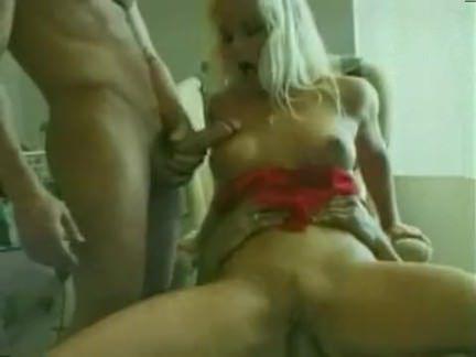 Ретро Порно Сильвия Сен-Классическая сцена ДП видео