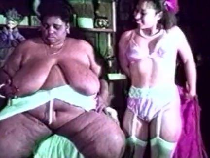 Ретро Порно Секс втроем с жирной задницей бомж видео