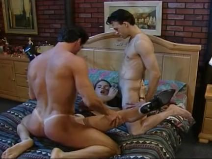 Ретро Порно Винтаж классический чертов тройка видео