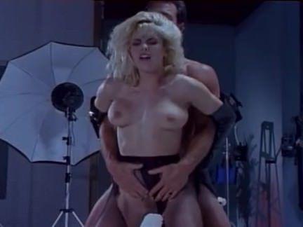 Ретро Порно Блондинка страстный латекс ебля видео