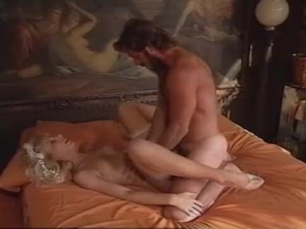 Ретро Порно Горячая чертову невесту в спальне видео