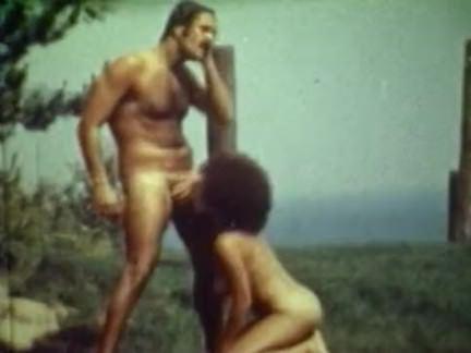 Ретро Порно Открытый старинные бассейн секс-вечеринка видео