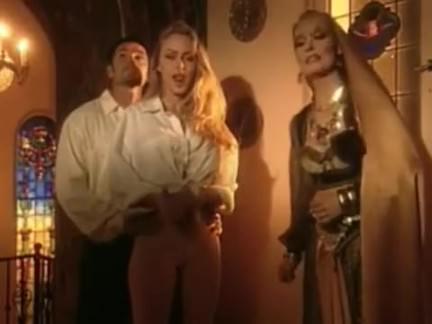 Ретро Порно Древние секреты Камасутры с Лорен сыграла роль Дианы видео