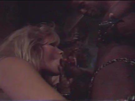 Ретро Порно Горячая блондинка классический безумие видео