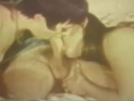 Ретро Порно Борьба в сосать его член видео