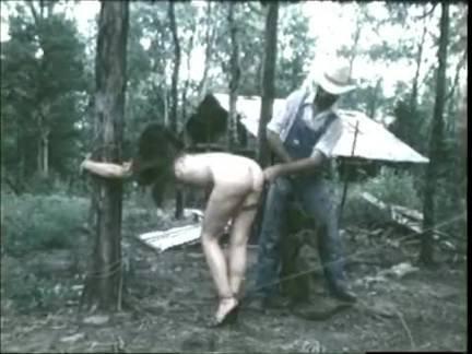 Ретро Порно HOM Скотный двор бондаж видео