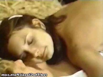Ретро Порно классический подросток ебать видео