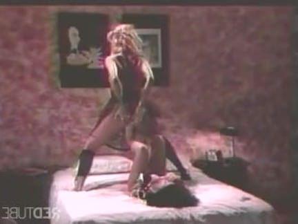 Ретро Порно Лесби ноги играть в чулках видео
