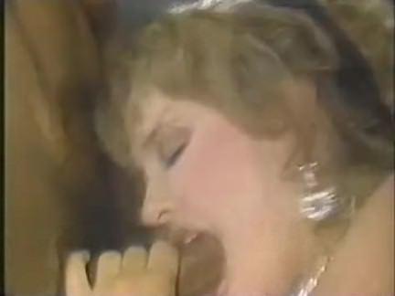 Ретро Порно Гламурная леди, блядь, человек видео